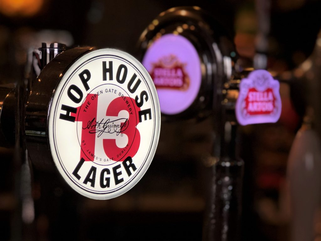 hop house at the Victoria Pub Allerton Bywater