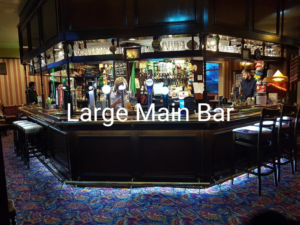 large main ber at the Victoria Pub Allerton Bywater